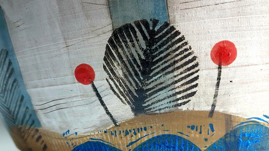 WOodland Bowl Detail