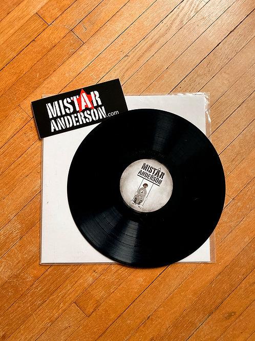 Mistar Anderson Vinyl Album