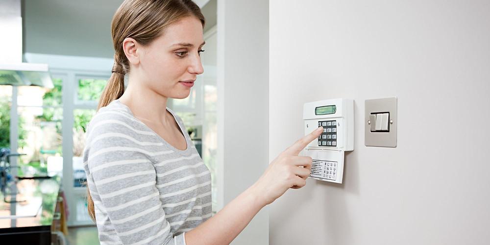 Burglar Alarm Installation Essex