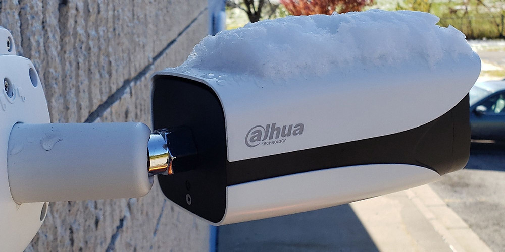 How to Keep Security Cameras Working in the Winter