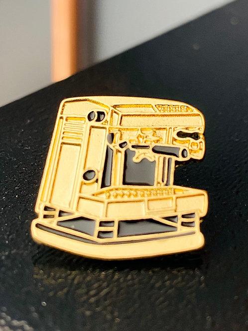 Pin Espresso Machine