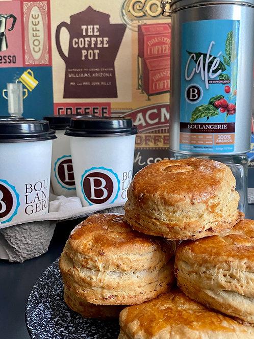 Bisquet & Coffee Box
