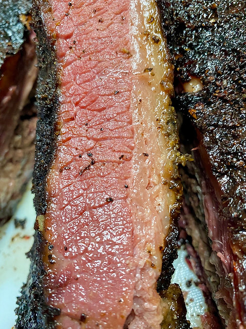 Pastrami Canadian Angus Beef .100gr