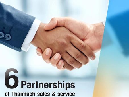 6 partnerships of Thaimach
