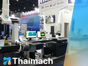 Thaimach at exhibition