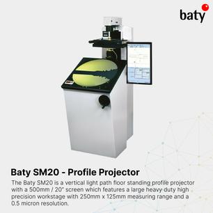 Baty SM20 - Profile Projector