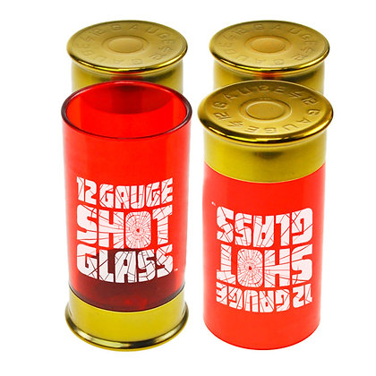 12 Gauge Shot Glass