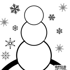 Create Your Own Snowman