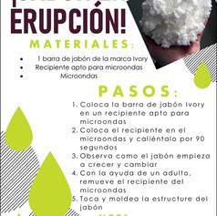 Jabon En Erupcion