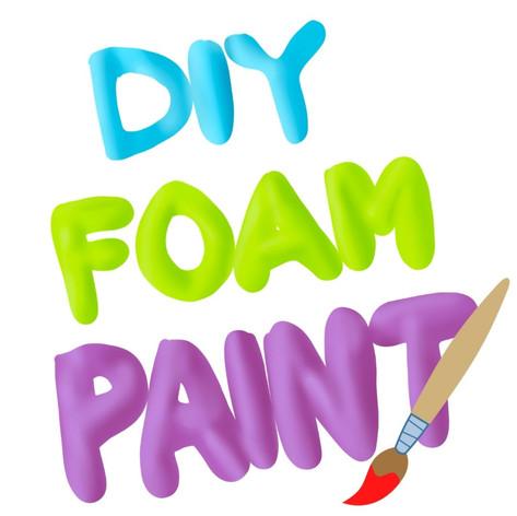 Foam Paint