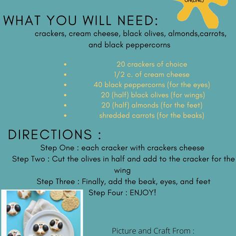 Penguin Crackers