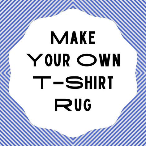 Tshirt Rug