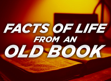 Facts of Life From an Old Book