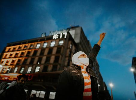 Protestas en Colombia y la necesidad de una reforma a la policía