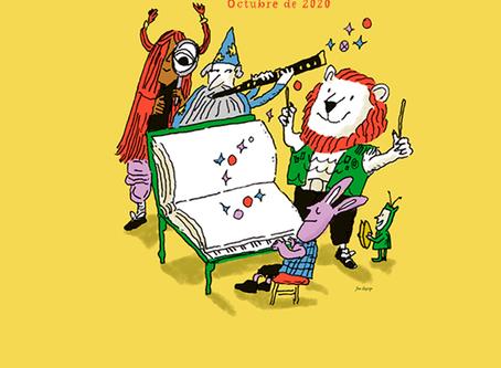 Fantasía y magia en el Festival de Libros para niños y jóvenes
