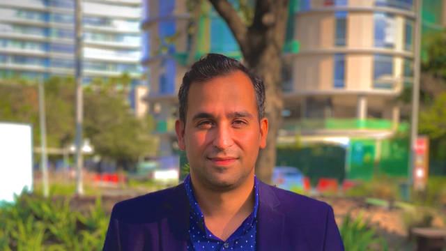 Arjan Shahani
