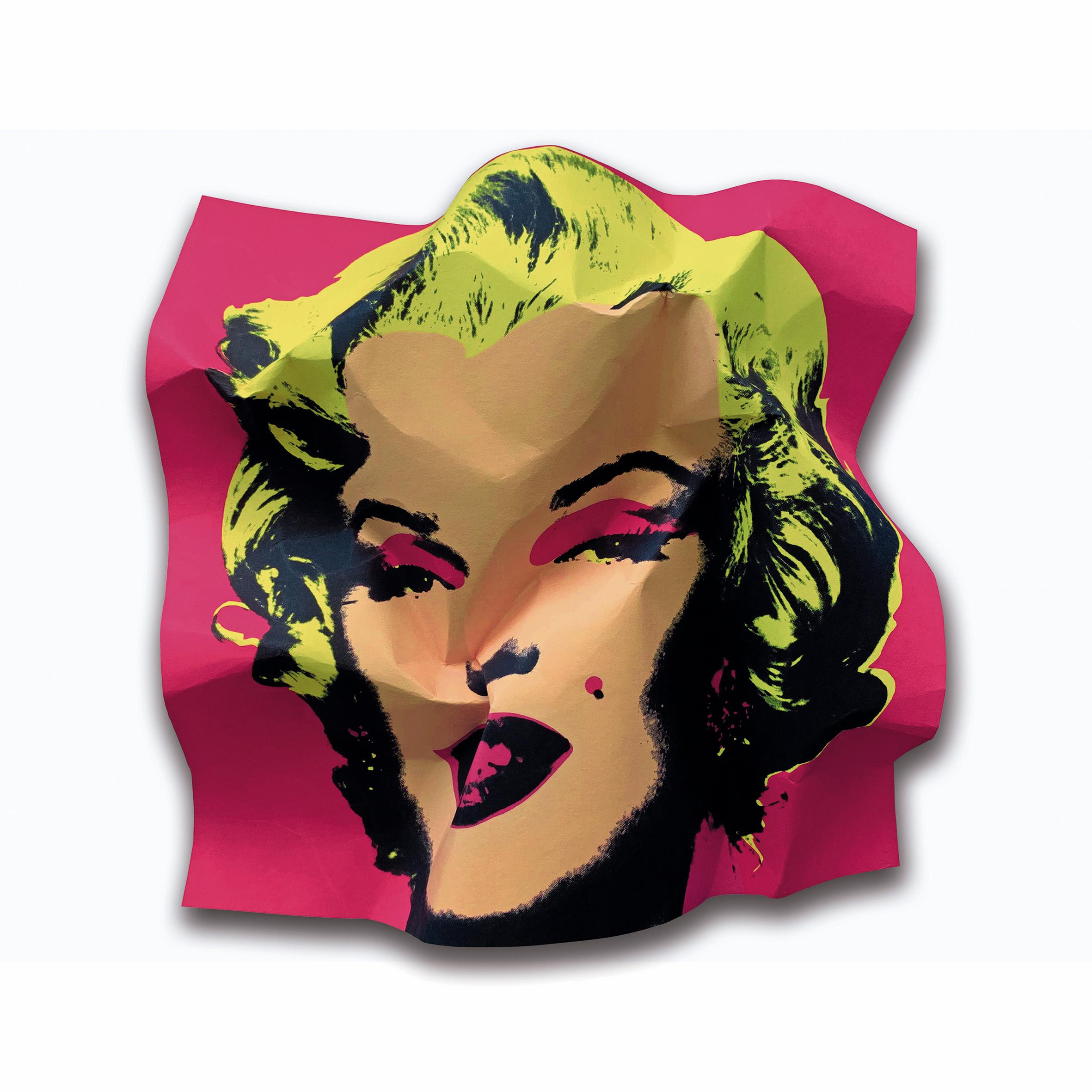 Warhol 1 120 x 120
