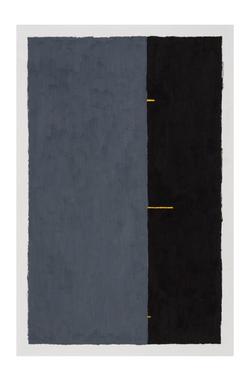 RH55 - Ricardo Homen - Pintura sobre pap
