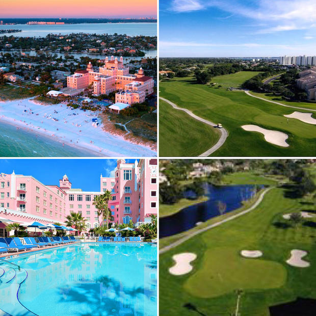 2018 Golf Event - Don Cesar