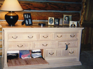 Total Cedar Lined ladies chest
