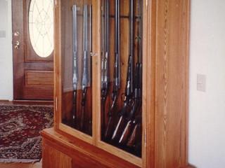 Heart Pine for Antigue Shotguns
