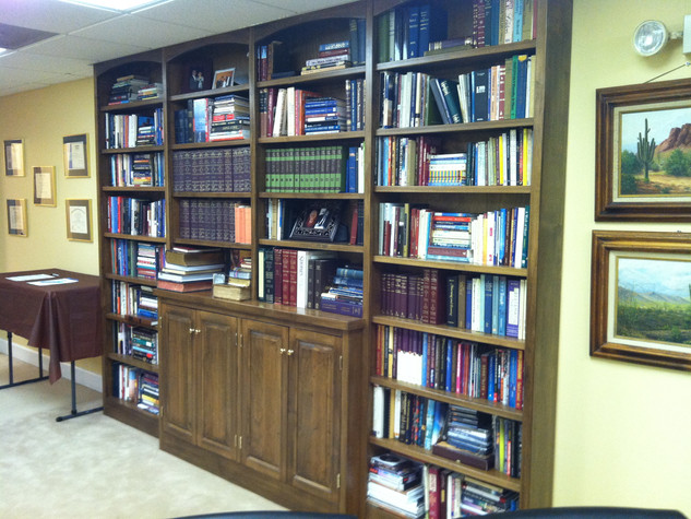 Pastors Office in Walnut