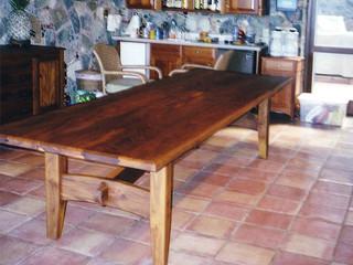 3'x8' Teak dinning table
