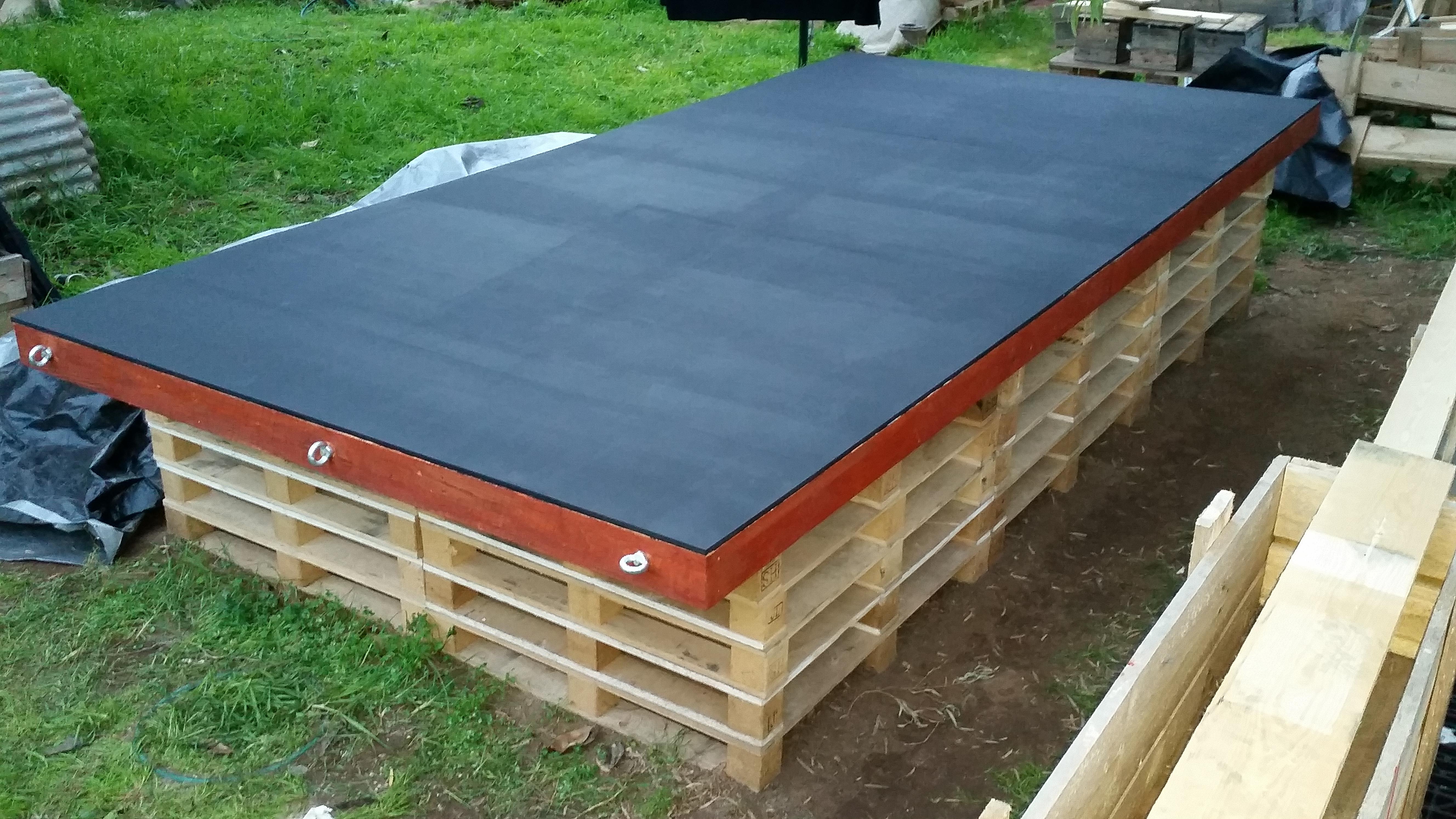 Pallet Blackboard