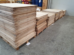 Recycled Pallet Plywood