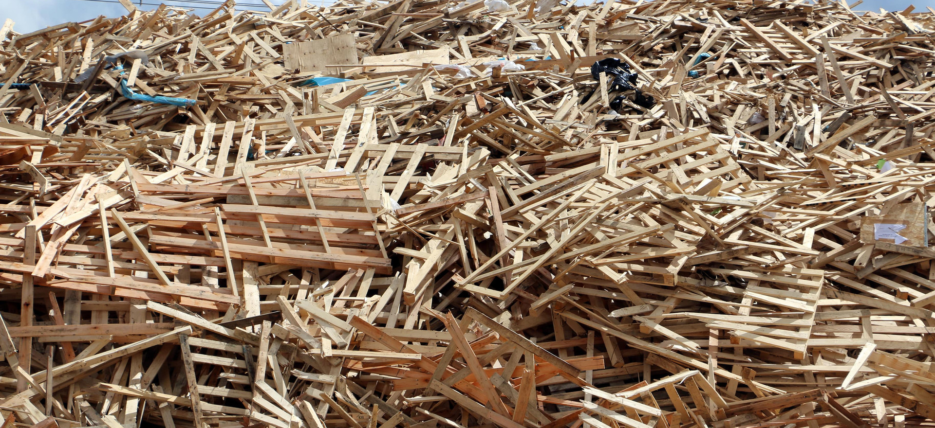 Don't Let Waste Pallets Get Out of Control!