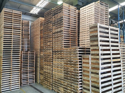 Our Hybrid Pallets