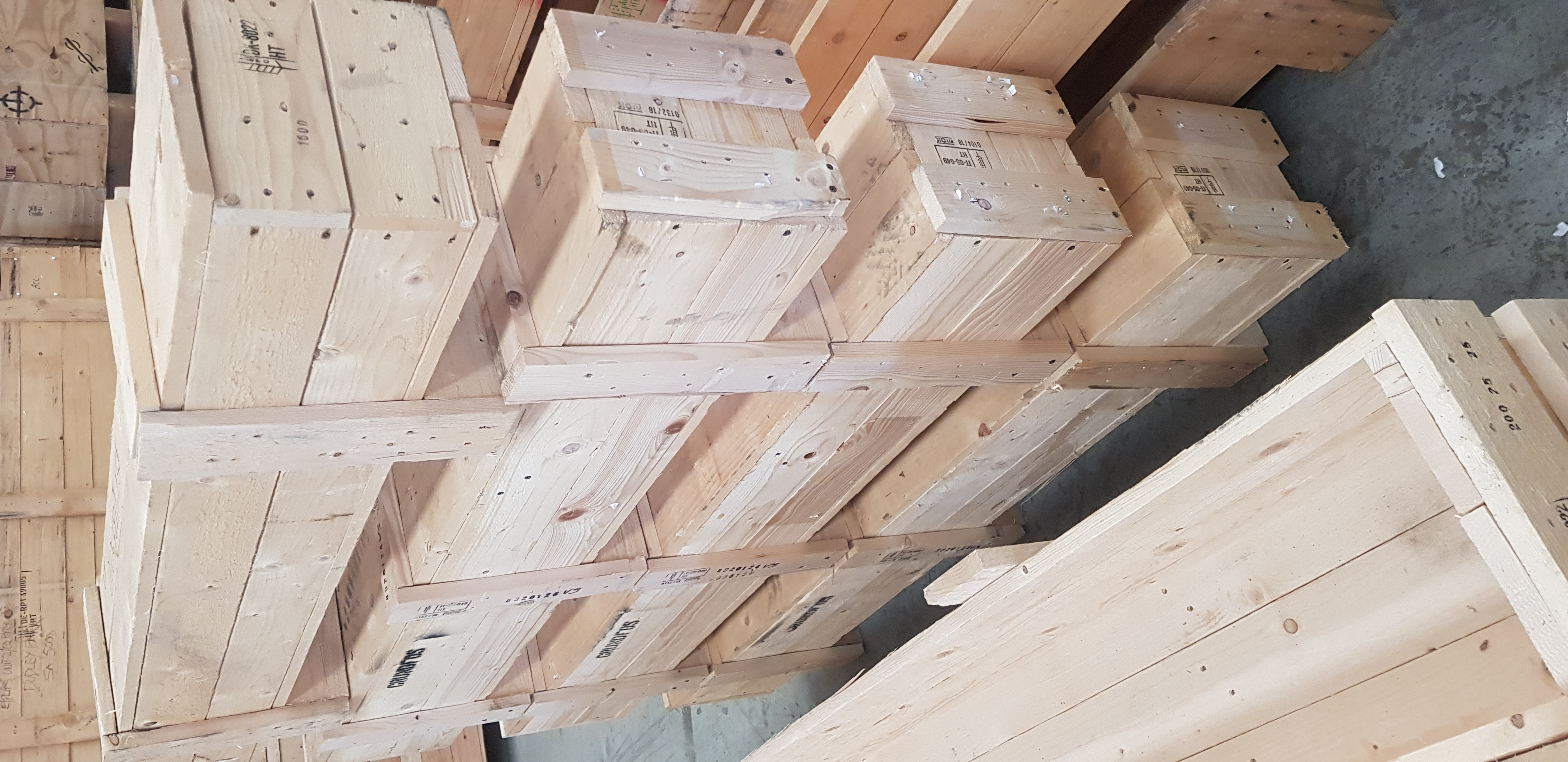 Used Crates