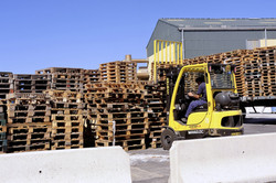 High Volume Pallet Recycling