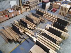 Recycled Wood Products