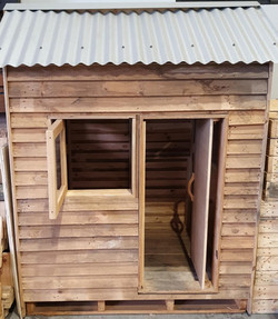 Recycled Timber Cubby House