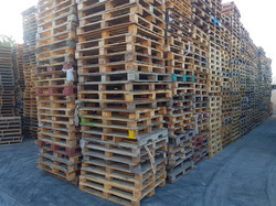 We Have Your Pallets Sorted!