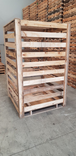 Plywood & Composite Man Made Material Crates