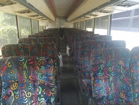 Inside - 49 passenger