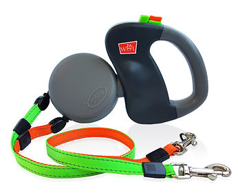 Tangle Free Dog Leash Created by Wigzi