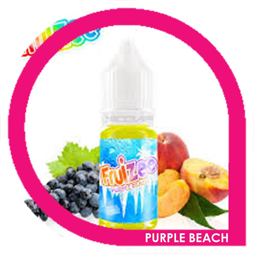 PURPL BEACH - Pêche / Raisin / Menthol