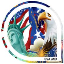 USA MIX - Blond doux