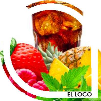 EL LOCO - Cola / Framboise / Fraise