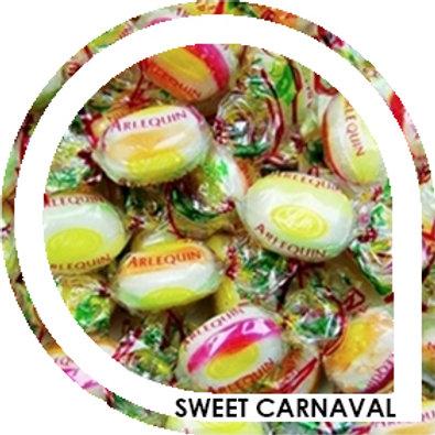 SWEET CARNAVAL - Bonbon arlequin
