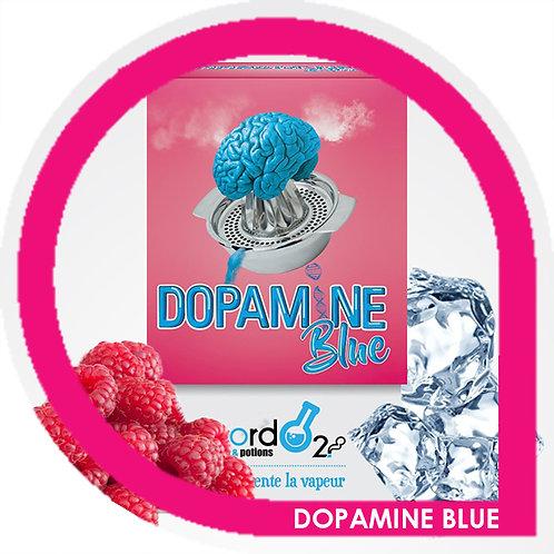 DOPAMINE BLUE - Framboise / Menthe