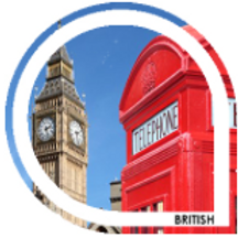 BRITISH - Blond sec