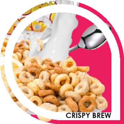 CRISPY CREW - Céréales / lait / vanille