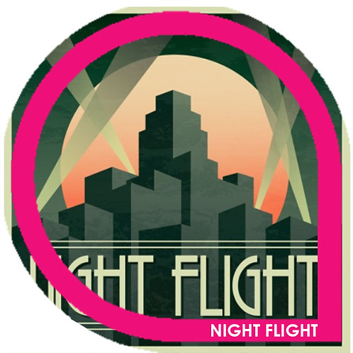 NIGHT FLIGHT - Café / whisky / biscuit / amandes