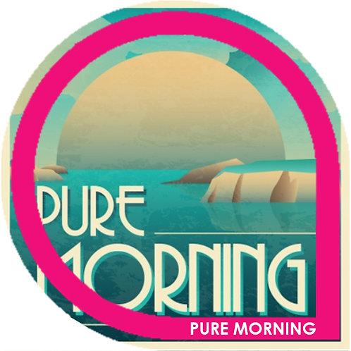 PURE MORNING - Pomme verte / kiwi