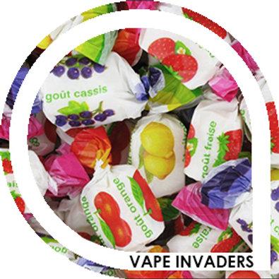 VAPE INVADERS - Bonbon crémeux