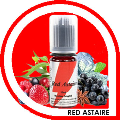 RED ASTAIRE - Fruits Rouges / Anis / Menthe